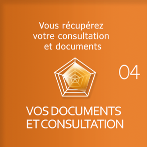 Vos documents et consultation