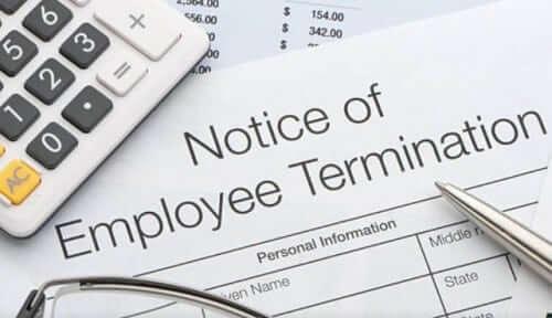 Modèle de lettres de licenciement pour motif économique