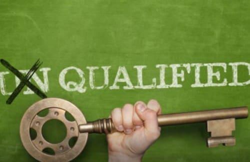 Le poste de travail : détermination de la qualification