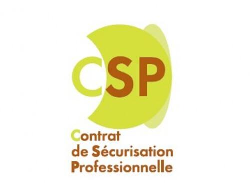 Contrat de sécurisation professionnel à un salarié