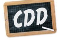 CDD pour remplacement sans terme précis