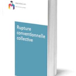 Livre blanc Rupture conventionnelle collective